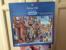 Gibson Steep Hill Lincoln Jigsaw Puzzle - 1000 Piece (G6229)