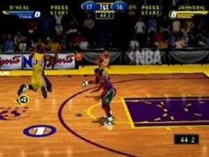 NBA Jam 2000 - Nintendo N64 Game