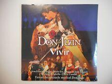DON JUAN : VIVIR [ CD SINGLE NEUF PORT GRATUIT ]
