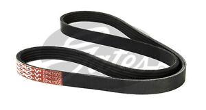 Gates Ribbed Belt 5PK1105 fits Honda NSX 3.0 24V VTEC (NA1) 201 kW, 3.0 24V V...