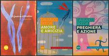 Daisaku Ikeda Il Quaderno di Hiroshima; Amore e amicizia; Preghiera e azione