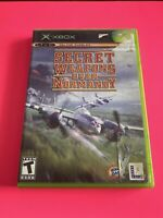 🔥 MICROSOFT XBOX - 💯 COMPLETE WORKING GAME 🔥SECRET WEAPONS OVER NORMANDY🔥