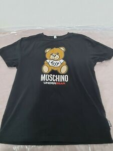 Moschino Black Bear T Shirt