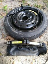 Spare Wheel and Tire Nissan Maxima/Altima w jack and tool 2000 4 lug