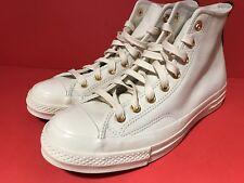 Converse Custom Chuck Taylor All Star Hi Leather AJ3325 Size 9.5 M Or 11.5 W