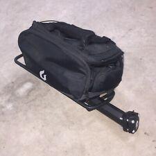 Blackburn Bicycle Seatpost Rack & Trunk Rack Top Bag w/ Bonus Light