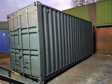 20 Foot 9ft 6 in high cube Shipping Container With Anti Condensation Paint.
