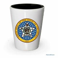 Oklahoma Shot Glass- Oklahoma Gifts (1)