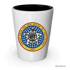 Oklahoma Shot Glass- Oklahoma Gifts (1)