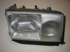 MERCEDES BENZ 124 FRONT LIGHT UNIT