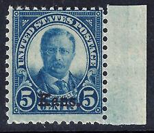 U.S. 663 Mnh Fvf Scv$25.00 (663-5)