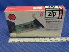 Zoom Zip SCSI Accelerator Card, iomega 16-bit ISA, 386 or higher     E24