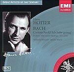 """Bach: Cantata No. 82 """"Ich habe genug""""; Brahms: Vier ernste Ges""""nge; 12 Lieder (C"""