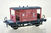 TRIANG HORNBY KIT BUILT NE 20 TON BRAKE VAN WAGON 182925 NICE mw