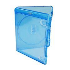50 x Amaray Blu-ray a singolo casi (15mm) (confezione da 50) Nuova sostituzione fatta in UK