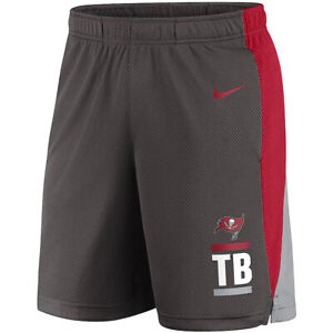 Brand New 2021 Tampa Bay Buccaneers Nike Broadcast Performance Dri-FIT Shorts