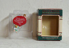 "Enesco | 1988 ""First Christmas Together"" Ornament (Two Angels)"