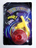 Jouet neuf Picsou magazine journal de Mickey Toupie lumineuse Music Light