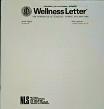 Wellness Letter ~ August 2020 (Braille for the Blind)