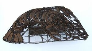 Vintage Lobster Form Printers Block Printing Tool - Fishmonger Advertising