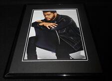 The Weeknd Framed 11x14 Photo Display Abel Tesfaye