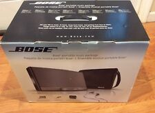 Bose SoundDock Portable Digital Music Package 4 iPod iPhone W Sealed Headphones
