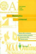 Matematica e Internet : Risorse Di Rete in Matematica. Produzione Di...