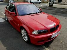 BMW 325 CI M Sport 2002 E46 - Imola Red