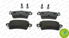 Rear Brake Pad Set Fits Nissan Opel Renault Vauxhall OE 1605982 Ferodo FVR1453