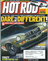 Hot Rod Magazine March 2007 Very Good Condition++++++