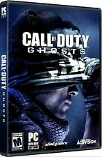 CALL OF DUTY GHOSTS  A CHANGED WORLD BRAND NEW SEALED 4 DVD SET SHIPS FAST/FREE