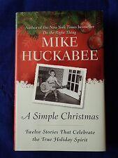 Mike Huckabee - A Simple Christmas: Twelve Stories