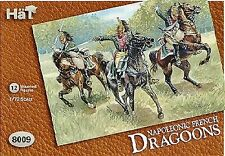 HaT 8009 Napoleonic French Dragoons 1/72 Plastic scale model kit