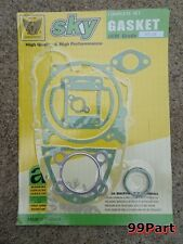 YAMAHA DT125 1974 - 1976  COMPLETE GASKET SET // HIGH QUALITY  NEW