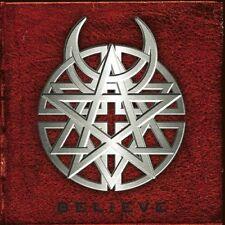 Believe - Disturbed (2008, CD NEUF)