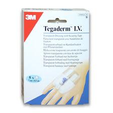 Tegaderm IV apósitos periférica Transparente 10 cm X 15.5 cm X 25