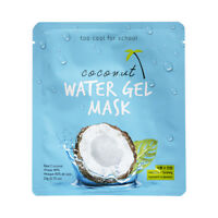 [TOO COOL FOR SCHOOL] Coconut Water Gel Mask - 2pcs