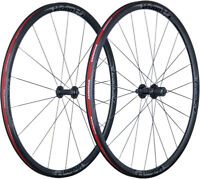 Vision Team 30 Comp 700c Shimano 11-Sp Clincher Wheelset 100mm Front 130mm Rear