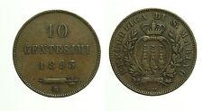 pcc1739_3) San Marino cent 10 1893