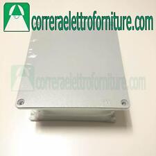 Cassetta scatola esterna alluminio derivazione 185x167x83mm IP55 SCAME 65303
