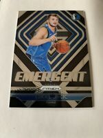 2018-19 Luka Doncic PANINI PRIZM EMERGENT **ROOKIE CARD**RC #3 📈🔥