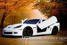 Chevy Corvette C6 2005-2013 ZLR Door Conversion Kit by Vertical Doors Inc   slr