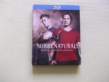 Blu-ray Box * Supernatural - Season/Staffel 6  SOBRENATURAL dt Tonspur