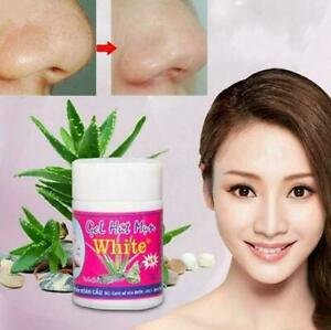 GEL HUT MUN White Aloe Vera Whiteheads Blackhead Pore Mask Nose Peel