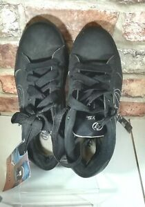 HEELYS SIZE 7 UNISEX ROLLER SKATE TRAINERS BLACK SHOES ✅ NEW WITH TAGS