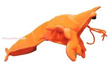Halloween Orange Lobster Prawn Shrimp Costume Hat Cap