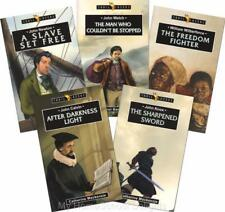 NEW Boxed Gift Set Trailblazers Collection #4 REFORMERS AND ACTIVISTS Homeschool