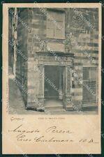 Genova Città Casa Doria cartolina XB5096