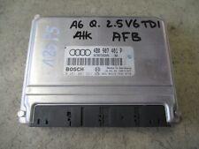 Motorsteuergerät AUDI VW Steuergerät AFB Motor 2.5 TDI 4B0907401P ABT-CHIP 180PS