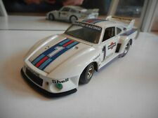 "Bburago Burago Porsche 935 TT ""Martini Racing"" in White on 1:24"